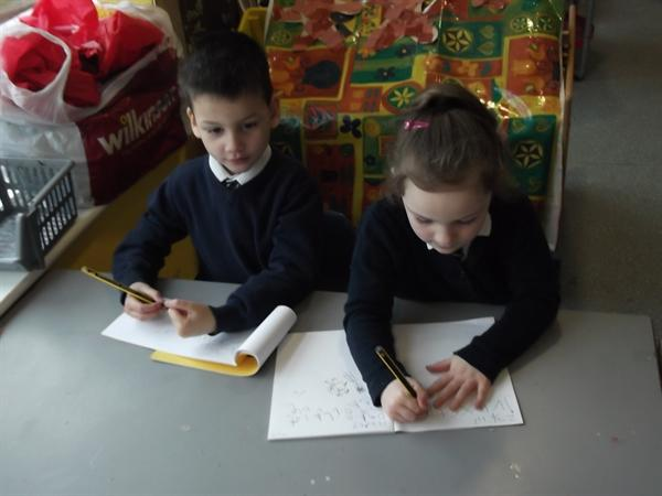 We have phonics everyday in our groups.