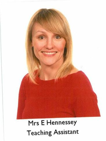 E Hennessy, Teaching Assistant