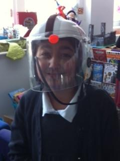 A new helmet costs £175 - could we raise this?