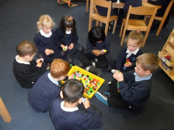Timed activities in Maths