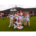 3rd place - Girl's County Cricket Finals 2014