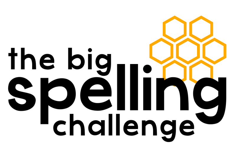 the big spelling challenge logo