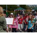 Choir at the Summer Fair