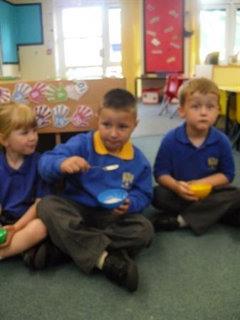 Porridge for Snack