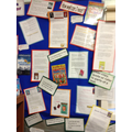 Y6 Book reviews