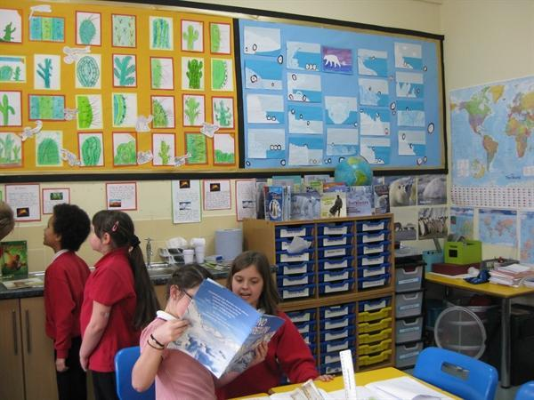 Geography Learning Walk