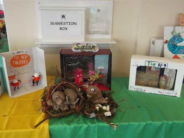 "More"" Eggciting!"" Creations..."