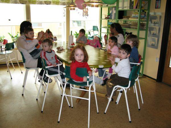 Bjorken pre-school ages 1-3 years - ready to eat