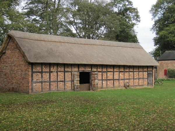 Tatton Park Tudor Day (Oct 11)