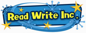 click here to learn more about Read Write Inc