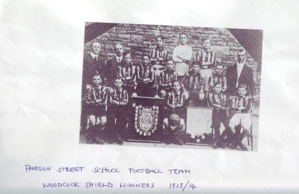 1913 Football