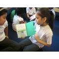 Sharing our pop up books with the Nursery