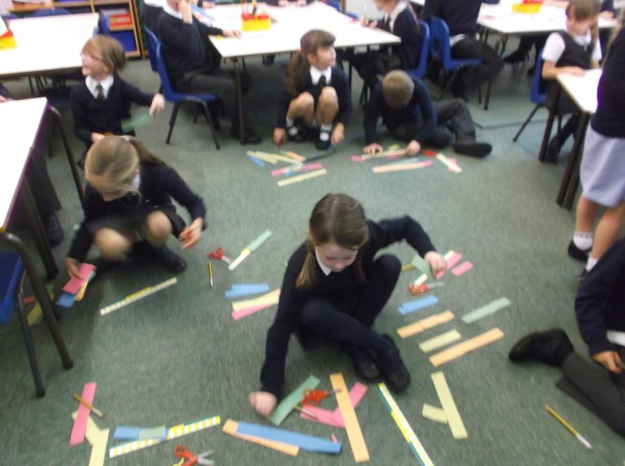 Measuring - length