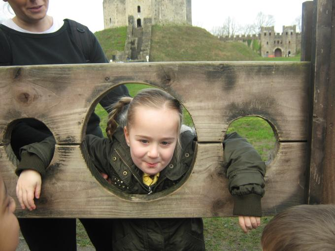 In the stocks!!