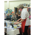 Sainsbury's Cooking Demo (Nov 2011)