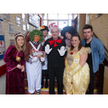 Staff during World Book Day