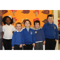 Year 1 Outstanding Pupils - December 2014