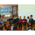 Tigers sang a song about harvest.