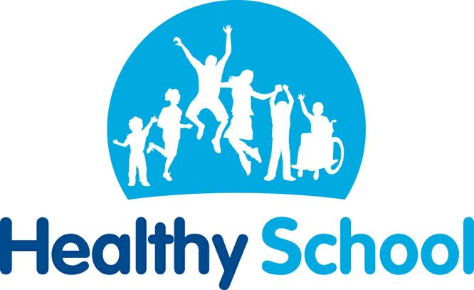 Image result for healthy school award badge