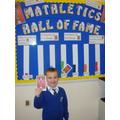Harry Stanley (Mathlete of the Week)