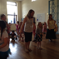 Cha Cha Slide with Mrs Pitfield and Miss Ongley!