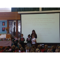 Year two read some harvest poems.