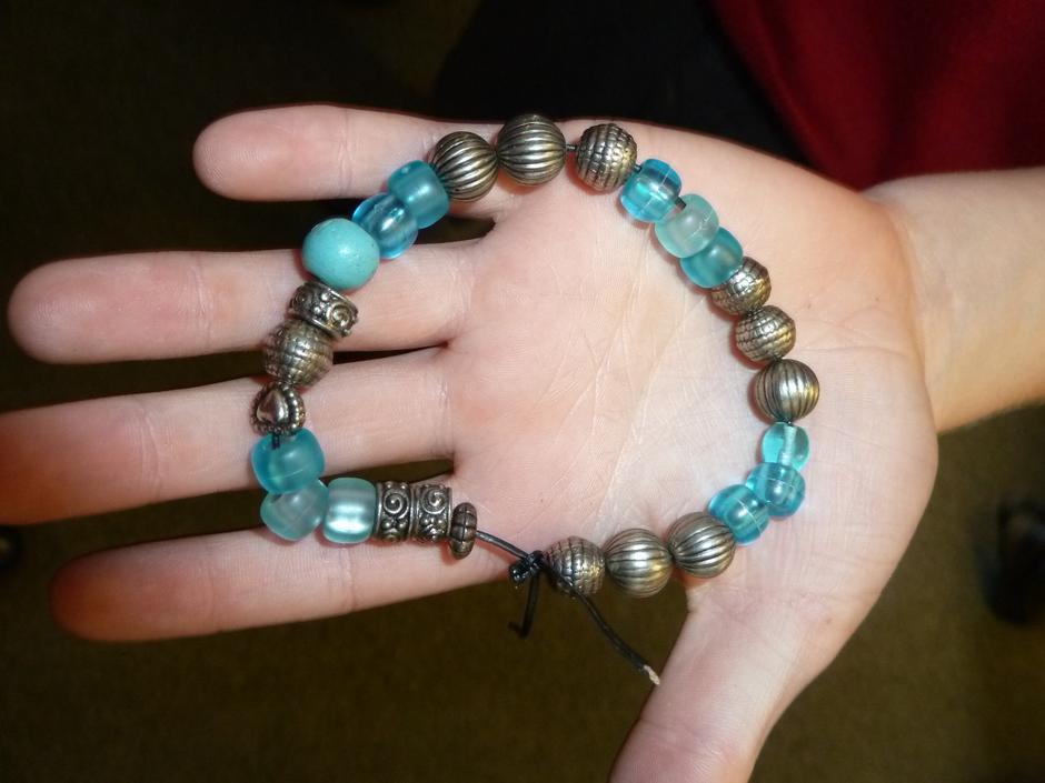...to make beautiful bracelets.
