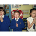 Year Four - praying for others