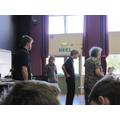 1st Rehearsal - Oct 2010