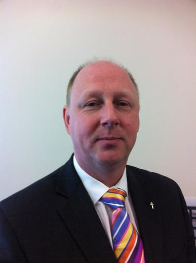 Mr R. Mark Hemsley, Head Teacher