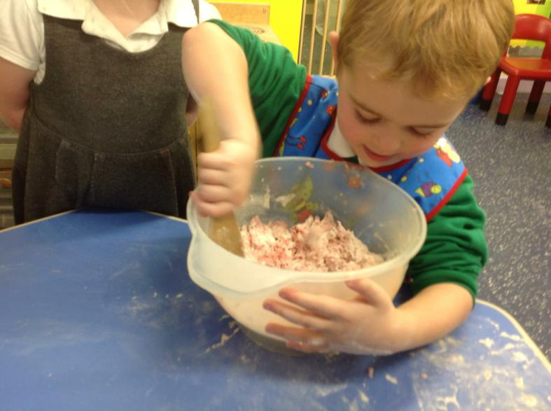 Measuring and mixing