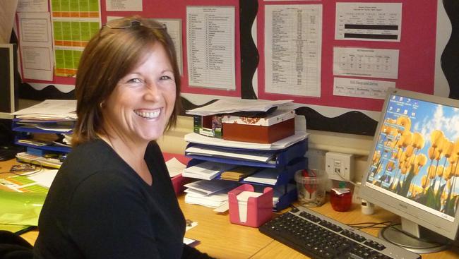 Mrs Davis - Office Manager (0.6)