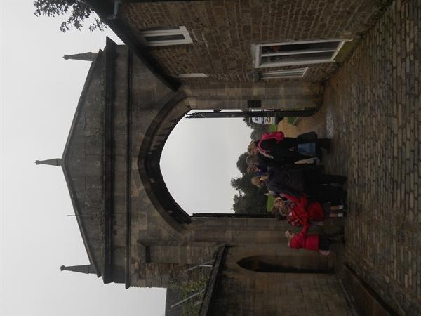 Our trip to Oakham, we had a great time!