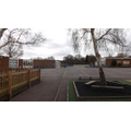 The Infant School has a large playground solely for the use of the infant children.