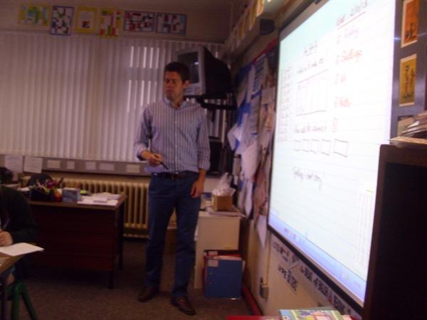 Hardest Working Teacher in Y7G!