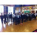 Botwell School Choir