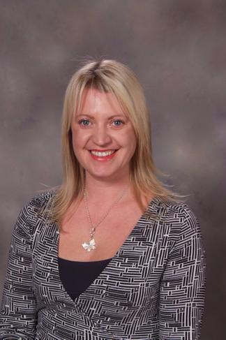 Miss Richardson - Deputy Headteacher/SENCO/Year 4 Teacher