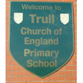 School welcome sign