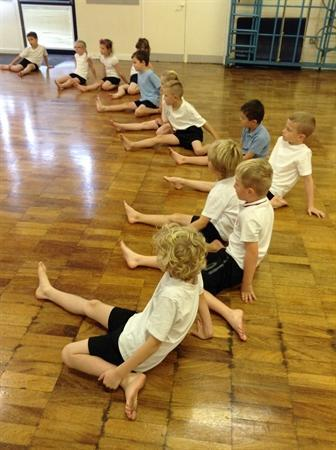 Dance - check out our moves!