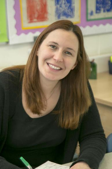 Miss McClenning, Lead Practitioner & Assessment