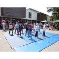 Street Dance at Summer Fair