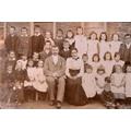 Class photograph, Circa 1900