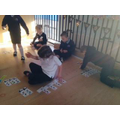 organising our own learning - maths cards