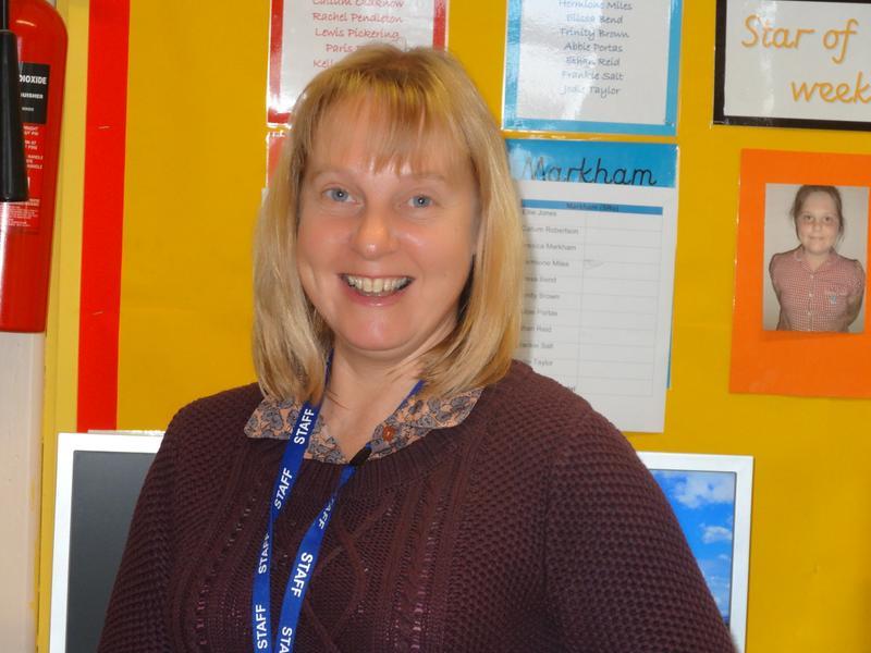 Mrs Hawkins Y5