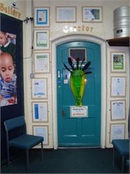 The Head Teachers's office.