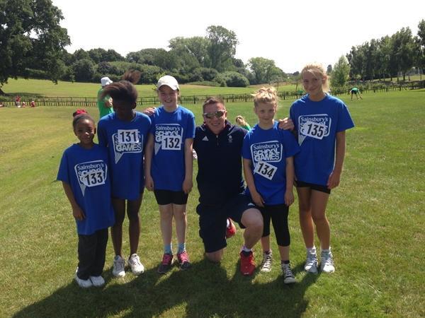 Sports county athletics final