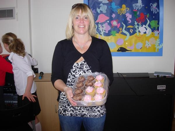 Cake winner of the week