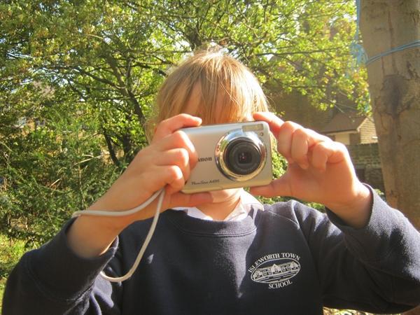 Our own photos