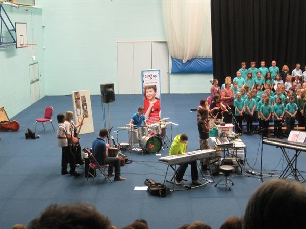 Transition Band