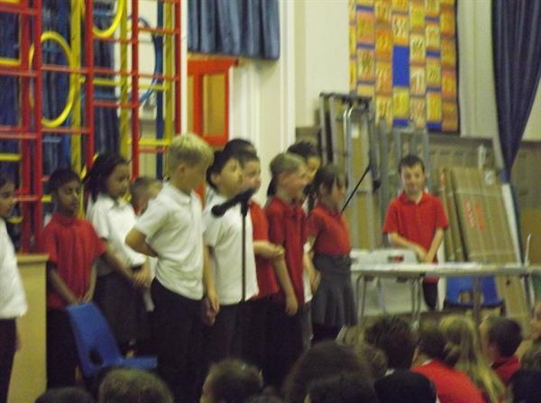 3ZL's class assembly